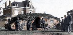 Fotos colorizadas trazem Primeira Guerra à vida 60