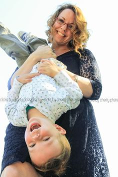 Mother & Son ~ Clicks By Charity Photography