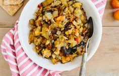 Rigatoni with Eggplant and Pine Nut Crunch | Recipe | Rigatoni ...