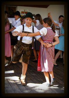 Bauernherbstfest in Bramberg