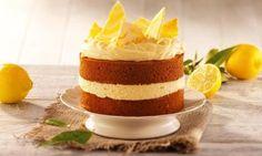 recipe-White Chocolate and Lemon Cheesecake Layer Cake