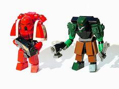 Lego Space Marines