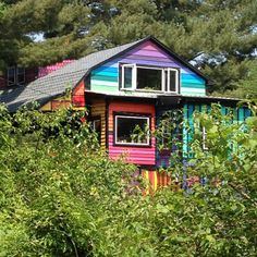 Really cool houses made from old boats   Beach Living   Pinterest ...