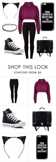 """""""Thanks for 700 views"""" by brooke-carpenter-1 on Polyvore featuring Dorothy Perkins, River Island, Converse, Lipsy and Casetify"""