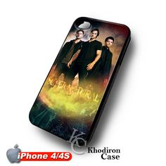 iOffer: Horror TV Movie Supernatural iPhone 4 4S Case for sale on Wanelo
