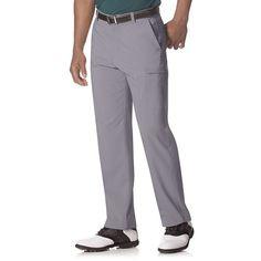 Men's Chaps Classic-Fit Performance Cargo Golf Pants, Size: 33X32, Grey