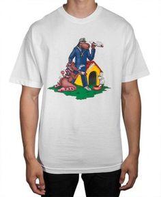 Huf x Snoop Dogg - Joe Cool 20 Years T-Shirt - $30