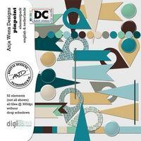 PinPoint Elementpack - Anja Wens Designs - Dutch Choice sep/oct2014 #dutchchoice