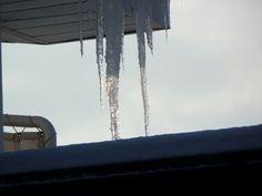 Roof ice