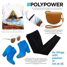 """""""What's Your Power Outfit?"""" by wigicollection ❤ liked on Polyvore featuring COSTUME NATIONAL, Laurence Dacade, Sophie Hulme, contestentry, PolyPower, wigicollection and wigier"""