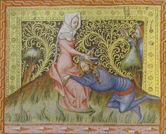 ONB Cod. Vindobonensis 2762 - Wenzel Bible Folio:21 Location:Germany Dating:1389 Institution:Österreichische Nationalbibliothek