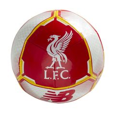 6bc69ff0606 Official Liverpool FC New Balance Dispatch Soccer Ball