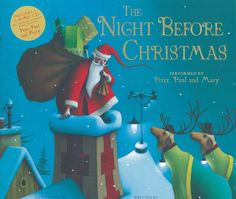 Clement C. Moore: The night before Christmas (MacMillan)