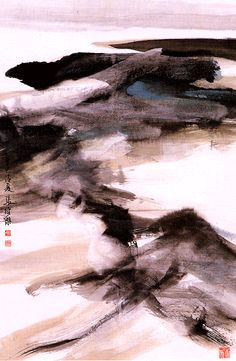 """Chun-Chieh Chang  """"Psalm of the Earth """" 2001. Karusoma says: Lovely."""
