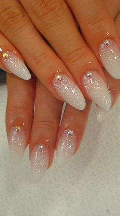 natural rounded acrylic nails - Google Search
