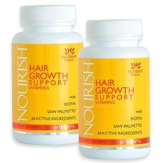 Nourish Beaute Hair Loss Vitamins
