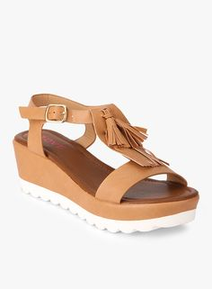 Jove Camel Tassel Sandals I like this. Do you think I should buy it?