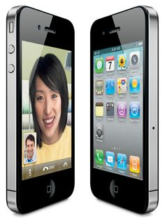 The iPhone 4... Simple but so so solid:)
