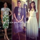 Style File: Sonam Kapoor at Bewakoofiyaan Promotions | PINKVILLA