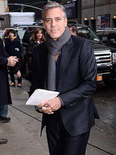 SIGNED, SEALED, DELIVERED photo | George Clooney