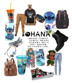 """Ohana"" by reegan-diana ❤ liked on Polyvore"