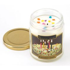 Birthday Cake Scent Candle | eBay