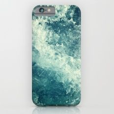 Water I iPhone 6 Slim Case