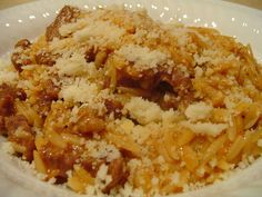 recipes orzo carbonara style might be worth a try carbonara style orzo ...