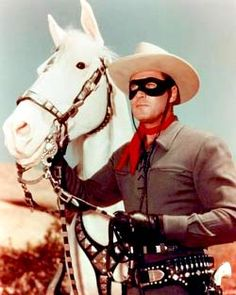LONE RANGER.  One of my favorits !