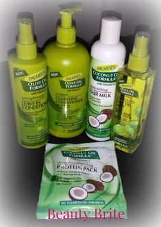 Palmer's Olive Oil and Coconut Oil Formula