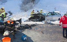 21.01.2017 - Schw. Verkehrsunfall L025 Defereggentallandesst. - St. Jakob i. Def. http://ift.tt/2jZ6Iph #brunnerimages