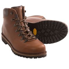 alico tahoe hiking boots (for men) in brown