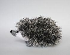 Pygmy hedgehog by LunasCrafts