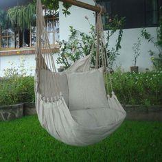 Lazy Rezt hangstoel Nature XL