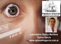 Laboratorio Optico Maritimo Óptica García www.optometragarcia.com.ar Buenos Aires, Lab
