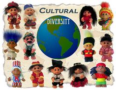 Cultural Diversity by asherline