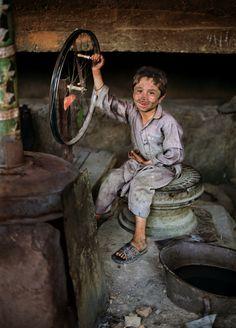 Steve McCurry |