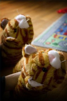 How to Make Animal Slippers