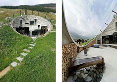 Casa adaptada al entorno