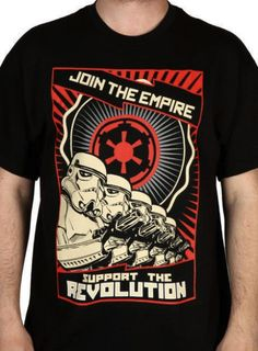 Support The Revolution Tee