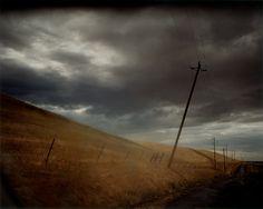La nuit et les routes de Todd Hido todd