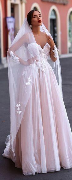 Katherine Joyce Ma Cherie Wedding Dress Catalina 2 / http://www.deerpearlflowers.com/katherine-joyce-wedding-dresses-2018/