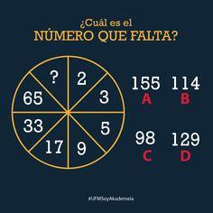 Mind Puzzles, Maths Puzzles, Fun Math, Ideas Para, Mindfulness, Chart, Tips, Weapons Guns, Frases