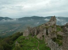 Fortress of Regec, Hungary