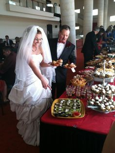 Another happy client with Gomez Catering!