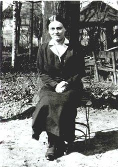 August 9: Edith Stein (St. Teresa Benedicta de la cruz)
