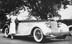 /D8-120 Cabrio De Villars 1937