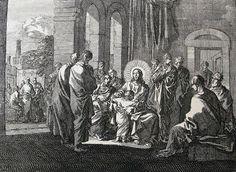 Jan Luyken's Gospel 62. On Children (1). Phillip Medhurst Collection on Flickr.Jan Luyken's Gospel 62. On Children (1). Phillip Medhurst Collection