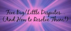 Five Big/Little Disputes... And How To Resolve Them #Sorority #SororityLife #SororityBig #SororityLittle #GreekLife #BigLittle #Dispute #SororityDispute #BigLittleDispute