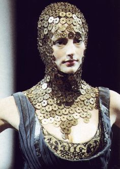 Honor Fraser, Givenchy by Alexander McQueen S/S 1998 Haute Couture